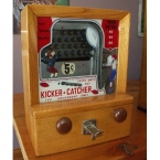 Kicker & Catcher Countertop Arcade Game