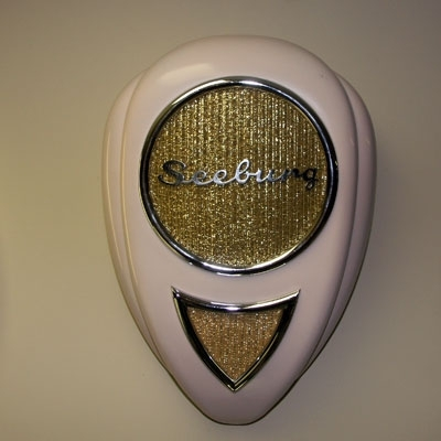 Seeburg Teardrop Jukebox Wall Speaker -