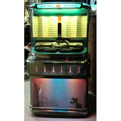 1958 AMI Model I-200 Selection Jukebox -