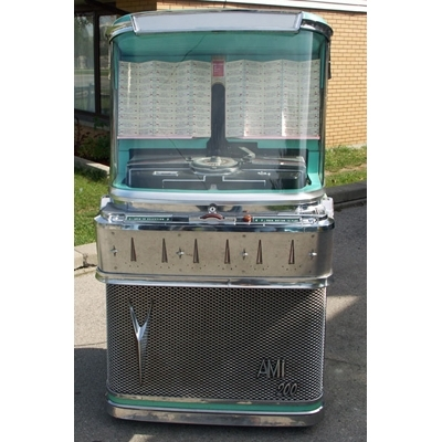 1958 AMI Model I-200 Selection Jukebox