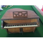General Television Piano Radio Cabinet Only